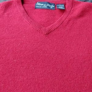 Over & Burke Lambswool Sweater